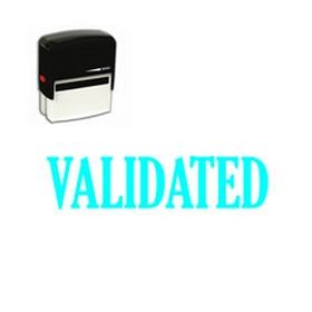 Large Self Inking Validated Stamp