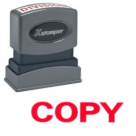 Bold Copy Stamp