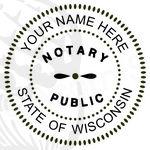 Rectangular Stamp Required Wisconsin