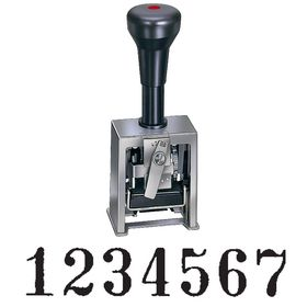 numbering machine st