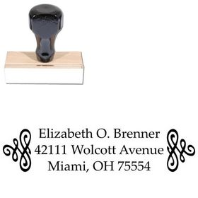 Customzied Address Stamp